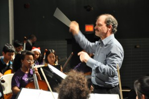 Sean McGee, Lawyer at Nelligan O'Brien Payne conducts the OrKidstra