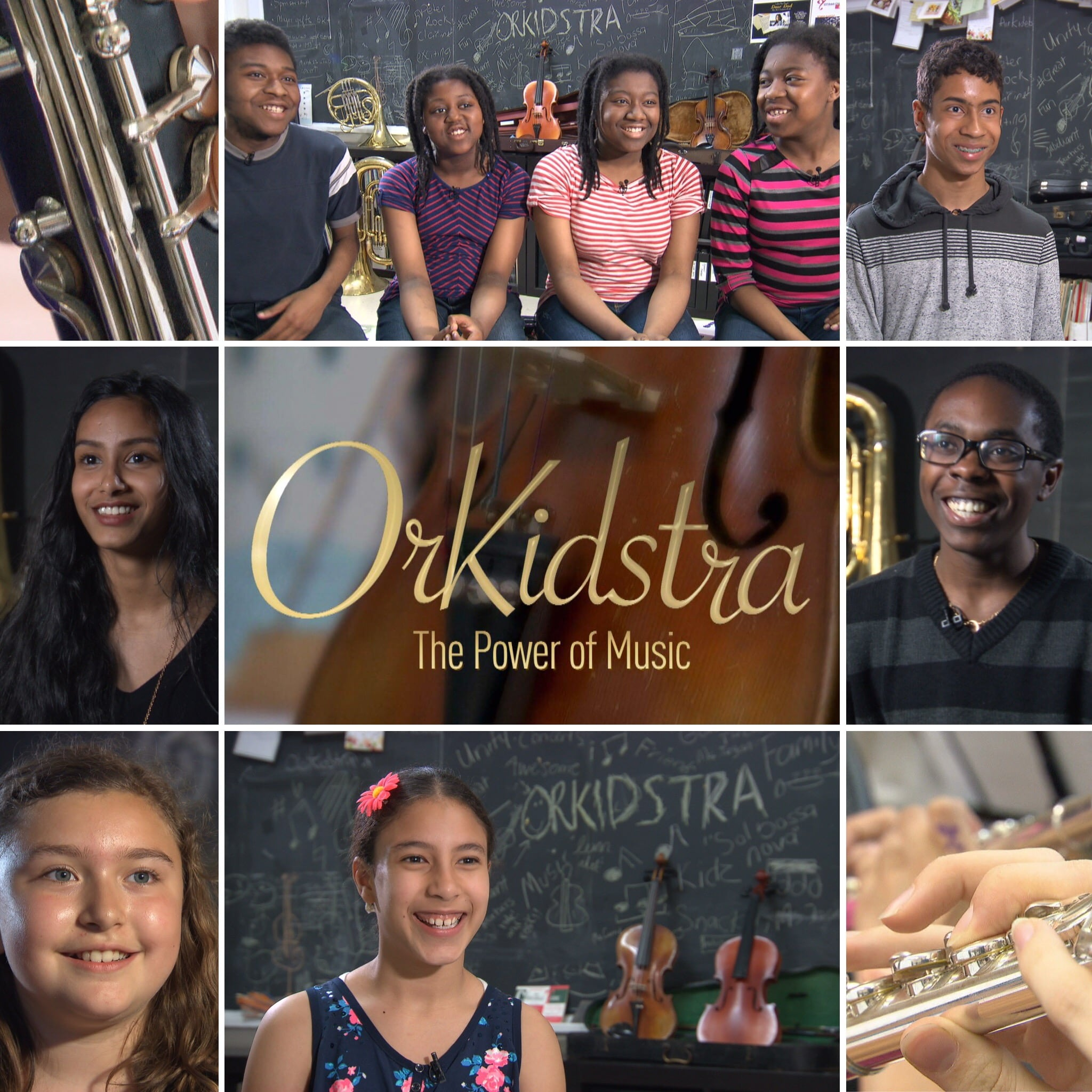 OrKidstra - The Power of Music