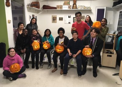 PUMPKIN 8 - youth group - 2017 - GROUP PHOTO